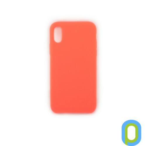Premium szilikon tok, Samsung S9 (G960), Narancs