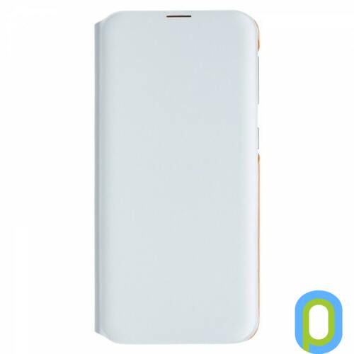 Samsung Galaxy A20e wallett cover, Fehér