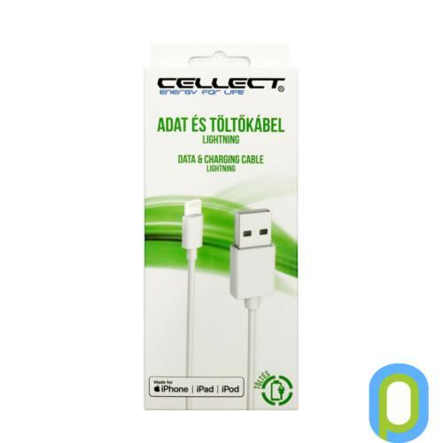 1. Cellect iPhone Lightning USB adatkábel kábel