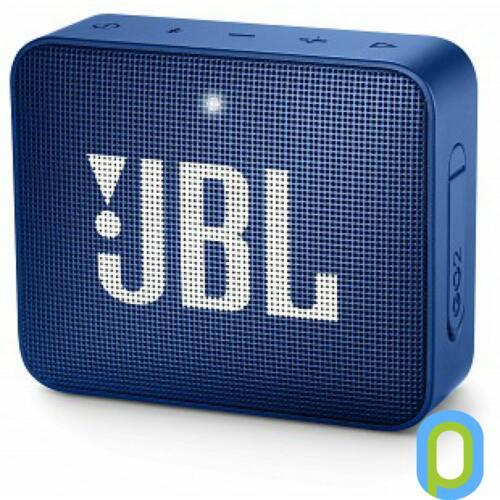 JBL GO2 Bluetooth-os hangszóró, vízálló, Kék