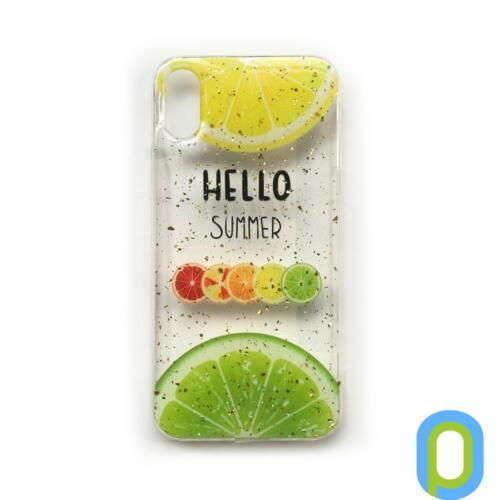 Cellect Designe hátlap, Huawei P30 Lite, Gyümölcs