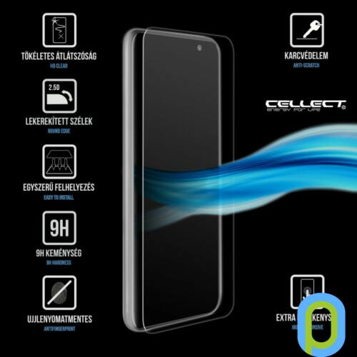 Cellect üvegfólia, Sony Xperia 1