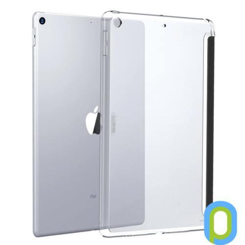 Apple iPad 10.2 (2019) tablet hátlap, Átlátszó