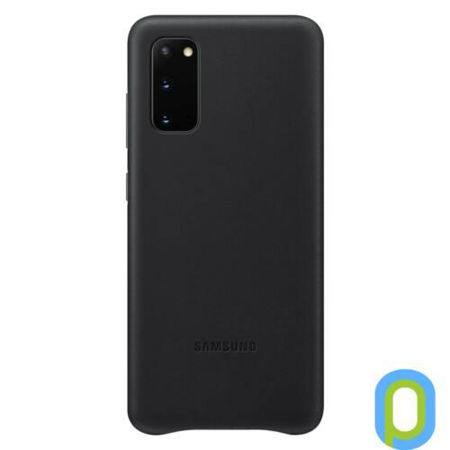 Samsung Galaxy A41 szilikon védőtok, Fekete