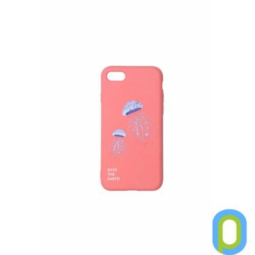 Cellect GoGreen iPhoneSE2020/ 7/8,Korall,Medú