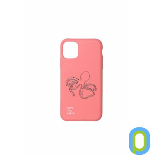 Cellect GoGreen iPhone 11,Korall, Polip