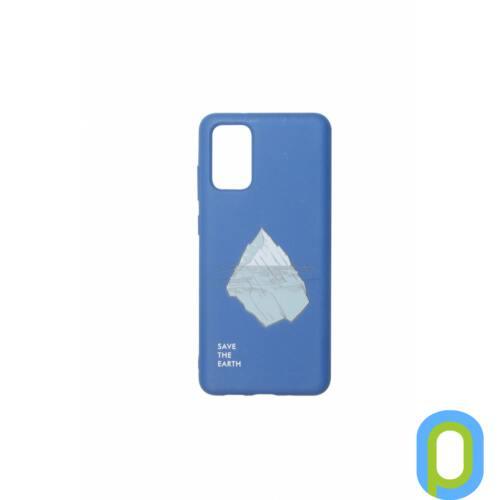 Cellect GoGreen Samsung S20 P,S.Kék, Jéghegy