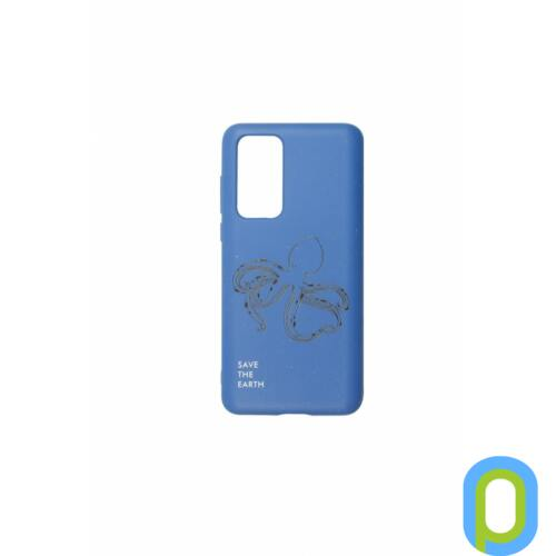 Cellect GoGreen Huawei P40,S.Kék,Polip