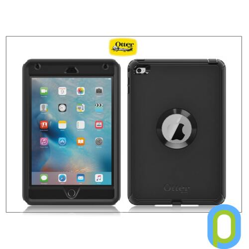 Apple iPad Mini 4/iPad Mini (2019) védőtok - OtterBox Defender - black