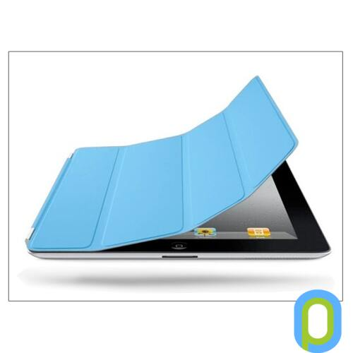Apple iPad2/iPad3/iPad4 eredeti, gyári Smart Cover - MD310ZM - blue