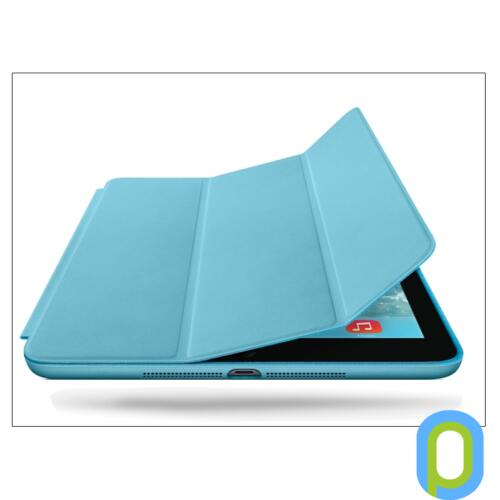 Apple iPad Air eredeti, gyári tok (Smart Case) - MF050ZM/A - blue
