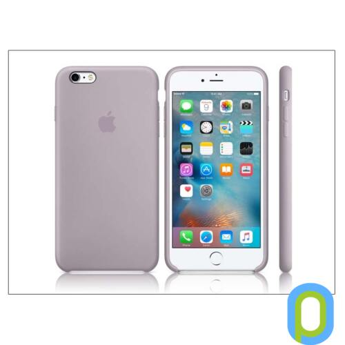 Apple iPhone 6 Plus/6S Plus eredeti gyári szilikon hátlap - MLD02ZM/A - lavender