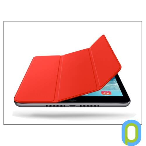 Apple iPad Mini eredeti, gyári Smart Cover - MD828 - red
