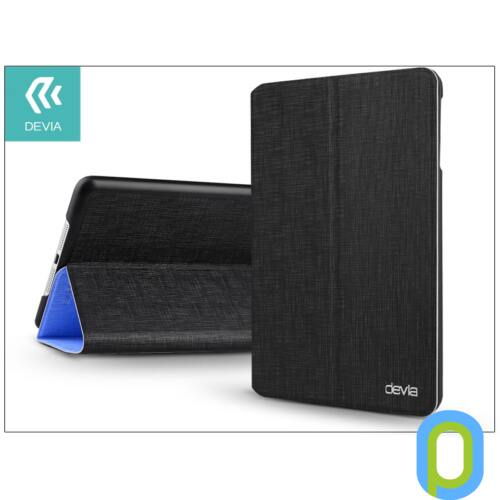 Apple iPad Mini 2/Mini 3 védőtok (Smart Case) on/off funkcióval - Devia Youth Series - black/blue