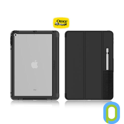 Apple iPad 10.2 (2019/2020) védőtok - OtterBox Symmetry Folio - black