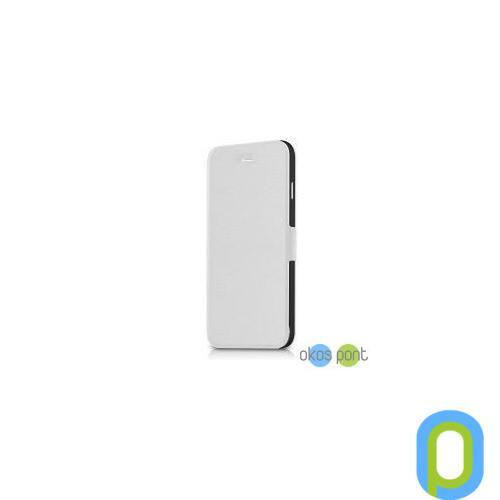 Apple iPhone 6/6s Flip tok, fehér
