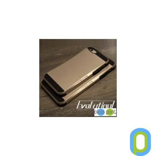 Apple iPhone 6/6s plus Protect szilikon tok, arany