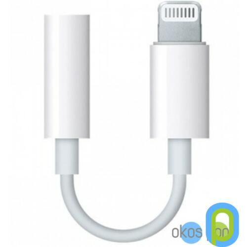4. Apple Lightning to 3.5mm Headphone Jack Adapter