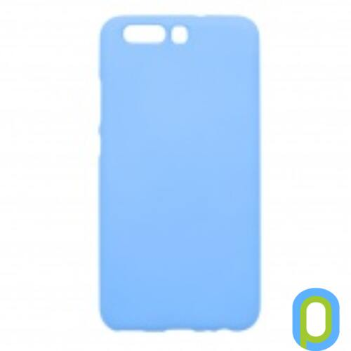 Huawei P10 Prémium Neon  Szilikon tok, kék