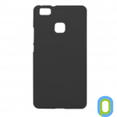 Huawei P10 Lite Prémium Neon  Szilikon tok, fekete
