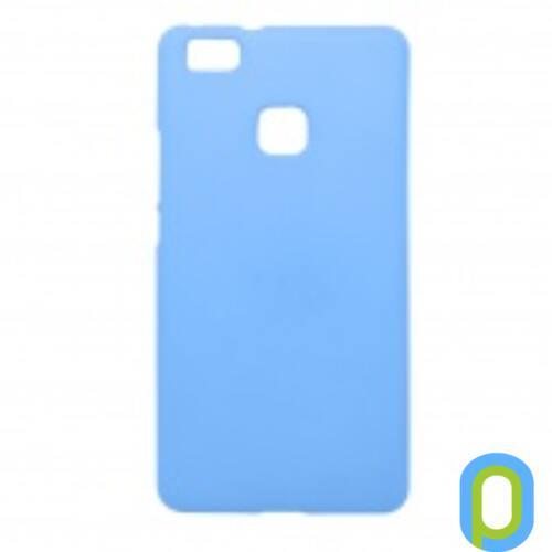 Huawei P9 Lite Prémium Neon Szilikon tok, kék