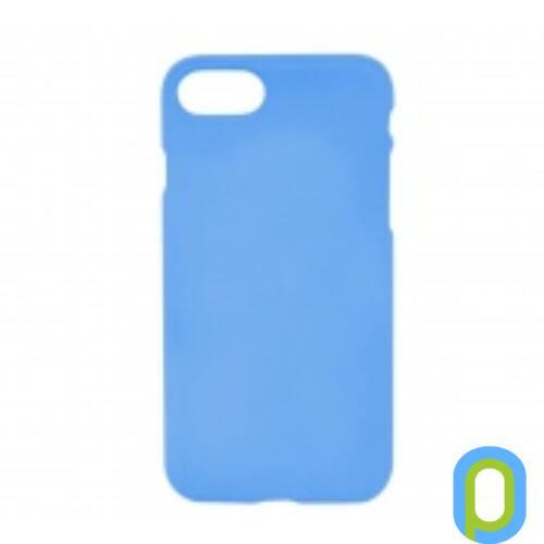 Apple iPhone 7 Plus Prémium  Neon Szilikon tok, kék
