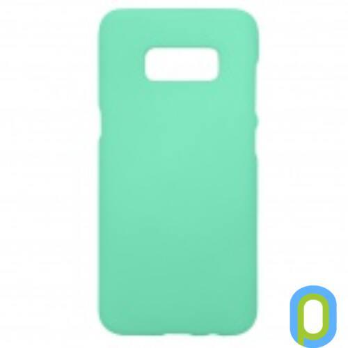 Samsung Galaxy S8 G950 Prémium Neon Szilikon tok, zöld
