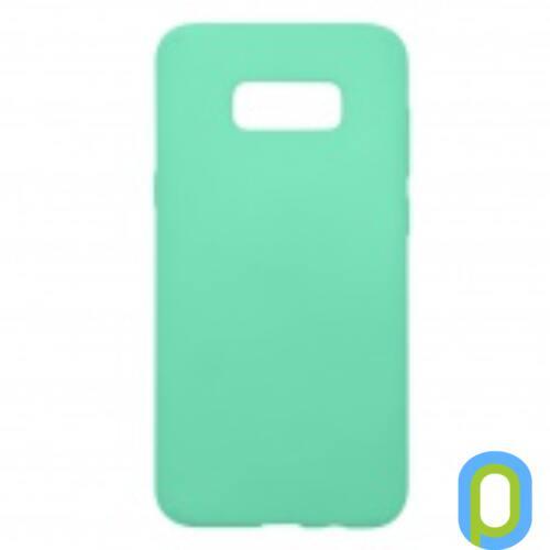 Samsung Galaxy S8+ G955 Prémium Neon Szilikon tok, zöld