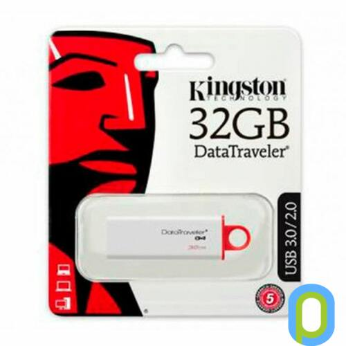 KINGSTON PENDRIVE 32GB, DT G4 USB 3.0