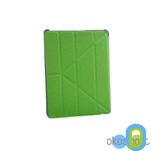 Apple iPad Air 2 zöld flip tok