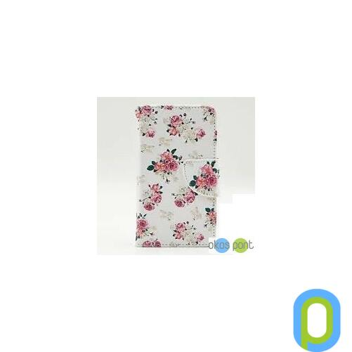 LG G3s Flip Tok, virágmintás