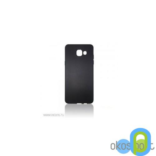 Samsung Galaxy A7 szilikon tok, fekete