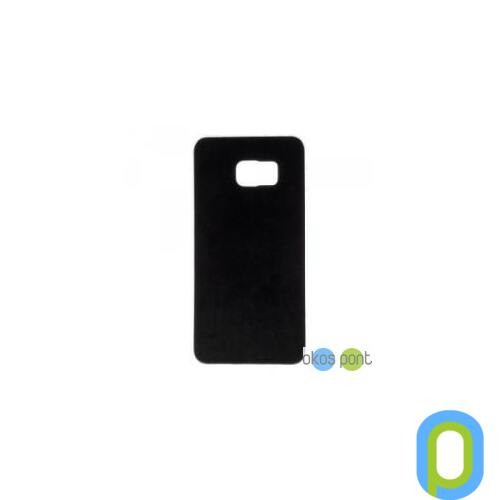 Samsung Galaxy S6 szilikon tok, fekete