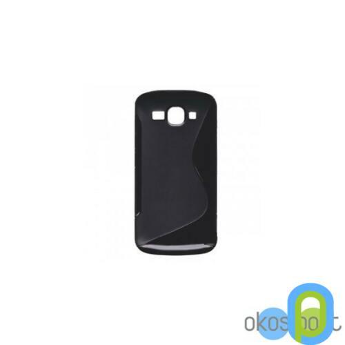 Huawei Y540 szilikon tok, fekete