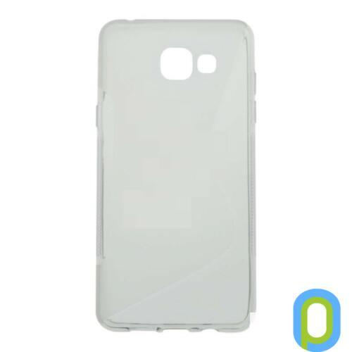 Samsung Galaxy A5 (2016) szilikon tok, fehér