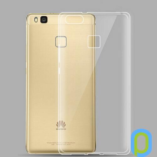 Huawei P9 Lite műanyag hátlap,Átlátszó