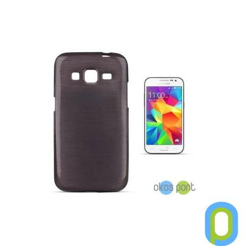 Samsung Galaxy Core Prime G360 szilikon tok, zselés, fekete