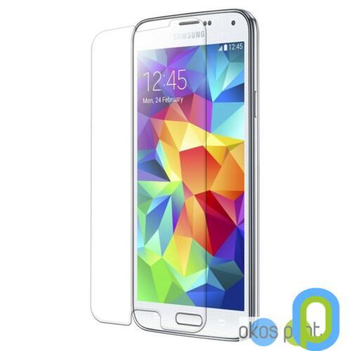 Samsung Galaxy S5 üveg kijelzővédő