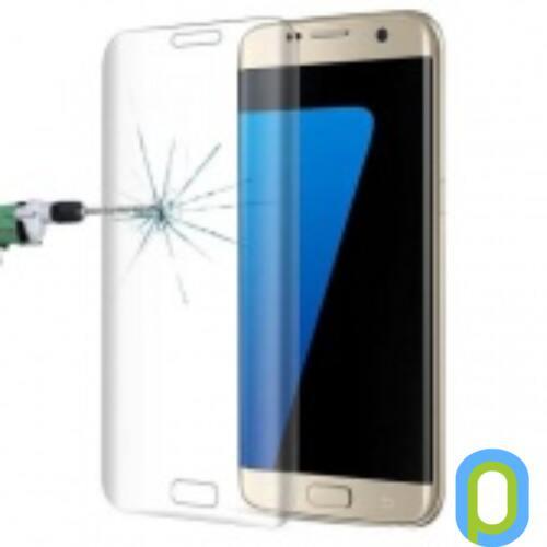 Samsung Galaxy S7 Edge üveg kijelzővédő, hajlított