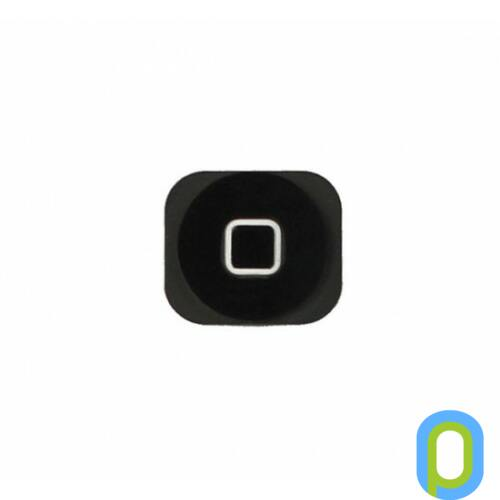 Apple iPhone 5 gomb, fekete