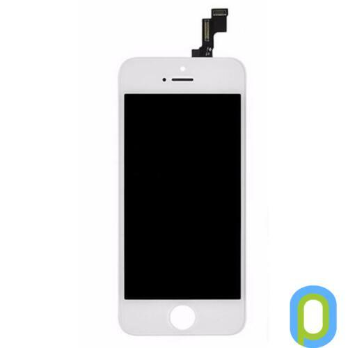 LCD kijelző, Apple iPhone 5s, fehér