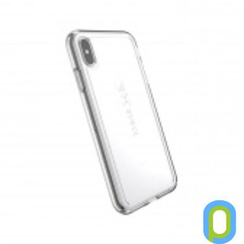 Speck Gemsell műanyag hátlap, iPhone XS Max, Átlátszó
