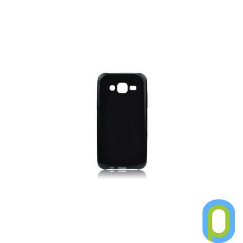Szilikon tok, Huawei Y625, fekete