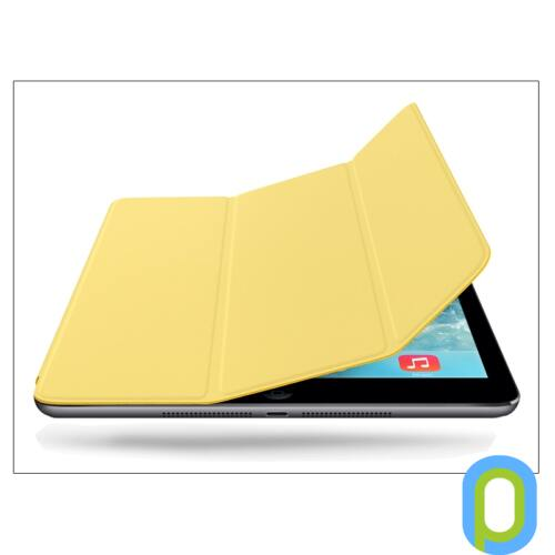 Apple iPad Mini 1/2/3 eredeti, gyári Smart Cover - MF063ZM/A - yellow