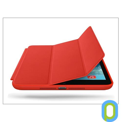 Apple iPad Mini/iPad Mini 2 eredeti, gyári tok (Smart Case) - ME711ZM/A - red