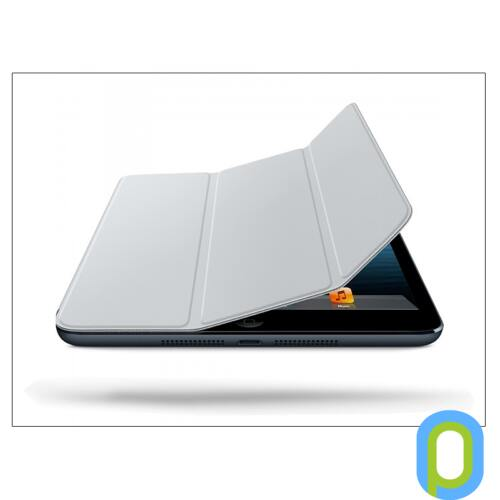Apple iPad Mini eredeti, gyári Smart Cover - MD967ZM - light grey