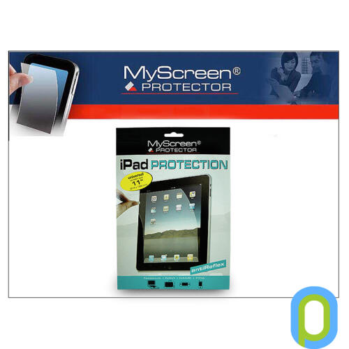 Apple iPad2/iPad3/iPad4 képernyővédő fólia - 1 db/csomag (Antireflex)
