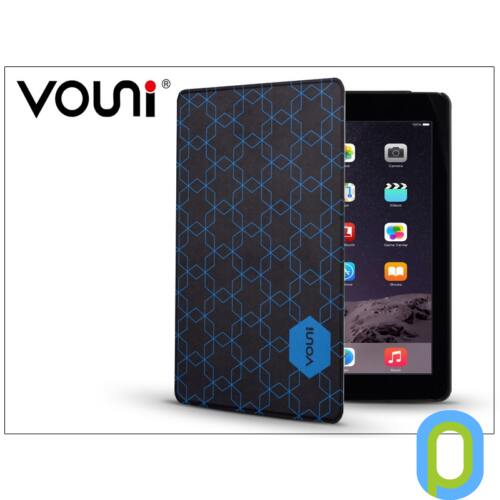 Apple iPad Mini 2/Mini 3 védőtok (Book Case) on/off funkcióval - Vouni Motor - black