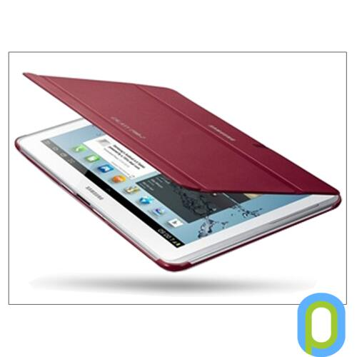 Samsung P5100/P5110 Galaxy Tab 2 10.1 tok - EFC-1H8SRECSTD - red