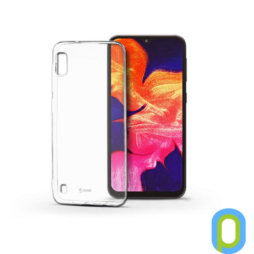 Samsung A105F Galaxy A10 szilikon hátlap - Roar All Day Full 360 - transparent